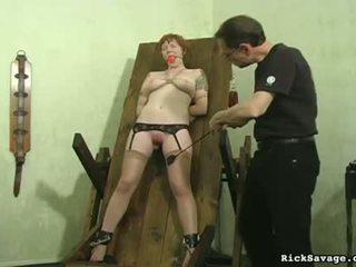 Sexy angel tits butchered