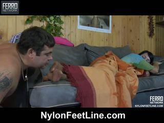 角質 guy awaking a sleepy ベイブ