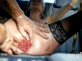 hottest gaping scene, more anal posted, dildo movie