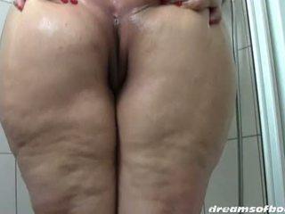 বিশাল, tits, লুঠ, নিটোল