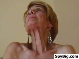 fun granny nice, hot solo, new fingering rated