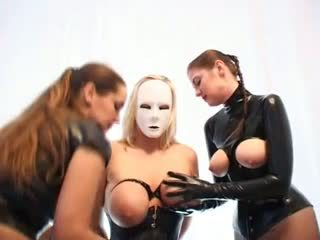 grote borsten, een bdsm seks, meest latex seks