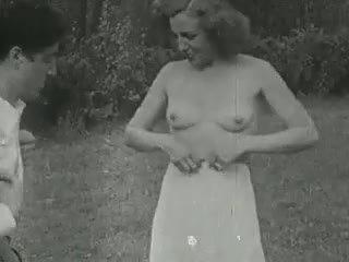 Vintage big natural titts