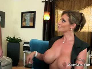 quality brunette, check big boobs you, fun blowjob more
