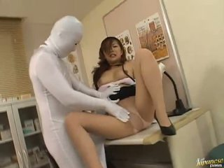 Japanese AV Model is forced to have sex