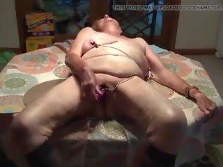 groot vibrator scène, beste grannies film, cumslut seks