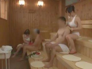 Azusa Nagasawa in Sauna Lady Occupation Part 2: Porn 99