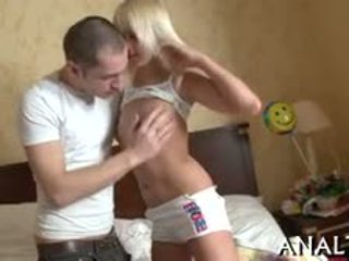 Lusty Rear Pummeling For Enjoyable Legal Age Teenager