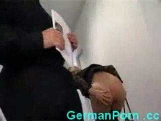 Husmor anal kontor