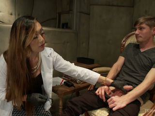 Sexual Identity Experiment Venus Lux In Hospital Threesome Feature