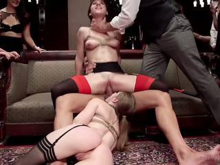 online brunette see, oral sex, hq toys