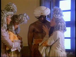 Baroque group sex
