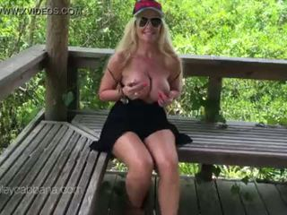 """Pussy Play in park with Kelley Cabbana <span class=""""duration"""">- 10 min</span>"""