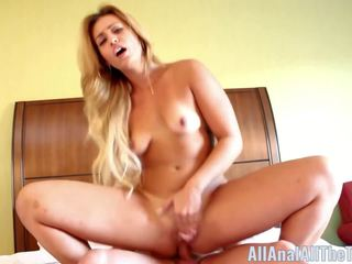 Freaky Anal Pro Kelsi Monroe gets Ass Fucked for all...