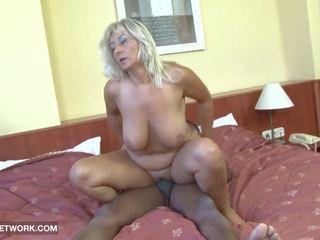 groot matures seks, interraciale, kwaliteit hd porn mov