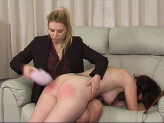 Totaly Naked for the Spanking, Free Spanking Porn Video 69