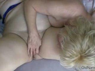 Dirty Old Women Go Crazy Masturbating Part1