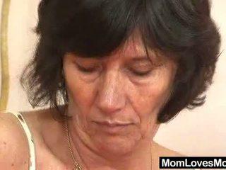 zien poema actie, grootmoeder, oma neuken
