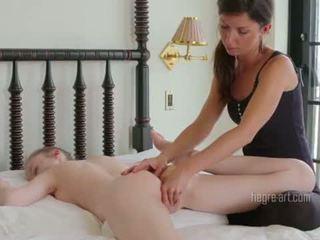 Emily Bloom - Double Orgasm Massage