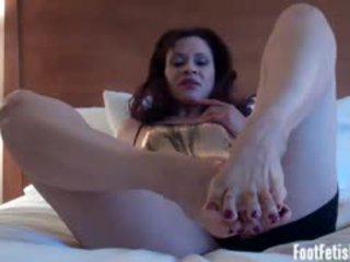 heet voet fetish scène, fetisch gepost, gratis amateur vid