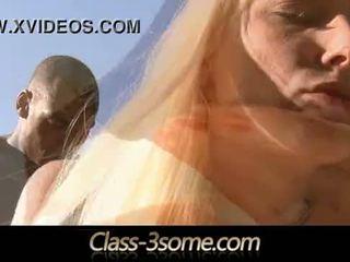 nový blondýnky mov, většina tvrdé kurva film, skupinový
