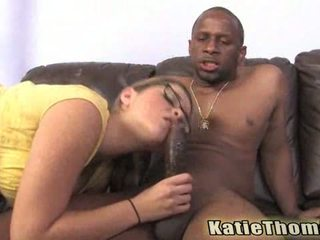 Beautiful Chick banged by a black dong
