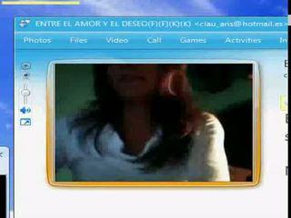 Claudi arista mexico woman on webcam1