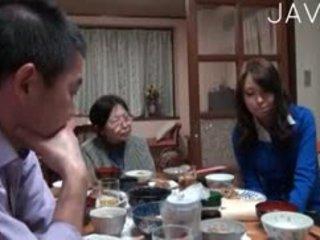 colegio, japonés, mamada