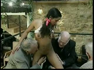 ideal group sex real, real old+young, any interracial