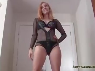 online lingerie film, femdom actie, hq pov video-