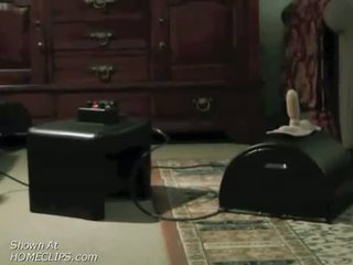 Beautiful Orgasms - Sexy Wife Rides A Sybian And C