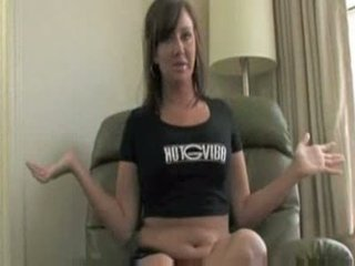 groot tieten video-, brunette, mollig
