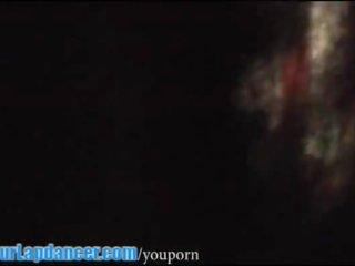 online brunette clip, hq striptease channel, nice dance vid
