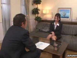 plezier japanse video-, hq doggystyle, controleren pijpbeurt
