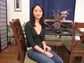 first time, hardsextube, chinese, asian