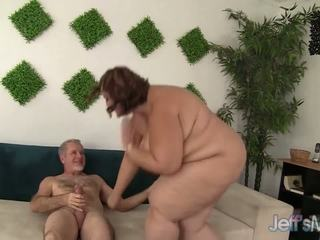 Huge Fat Ass gets Herself Fucked, Free HD Porn 7f