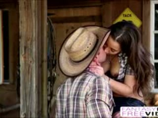 Super Hot Cowgirl Dani Daniels Fucked