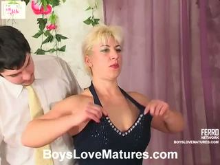 Penny adam ママ と ボーイ ビデオ