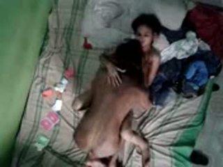 Bangladeshi kaimas mergaitė mim