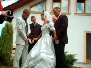 Euro hardcore wedding