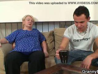 grandma, granny, mature, old pussy