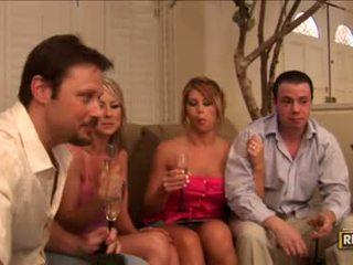 Brooke and Carolyn Swap Husbands