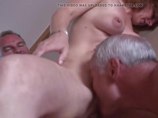 watch matures, new threesomes video, threesome