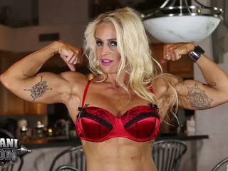 Jill Rudison 09 - Female Bodybuilder