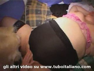 Bbw italian sisters lesbo! sorelle italiane lesbo