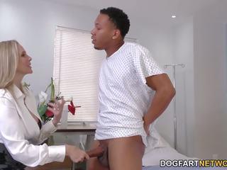 gratis milfs, interraciale scène, nieuw titty neuken