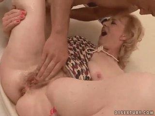 hardcore sex, kutje boren, vaginale sex, oud