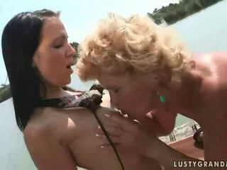 rated old fun, fresh lezzy, any lezzies more