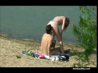 neuken scène, openbare sex klem, groot verborgen camera's