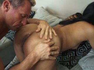 Hung White Stallion Ramming Yasmine S Ebony Pussy Butt